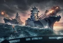 World Of Warships Adds Super Battleships And German Destroyers, Removes Friendly Fire