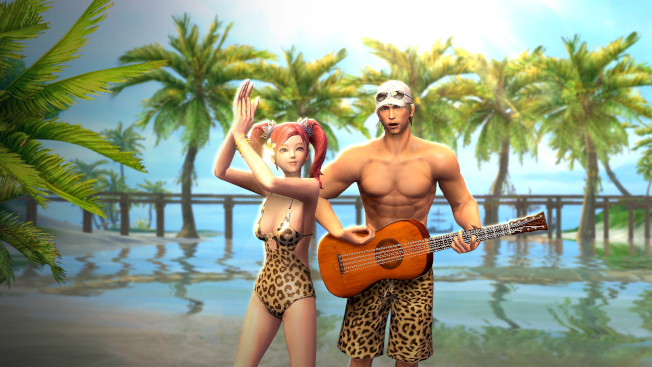 Celebrate Summer With Ice Cream In Aion