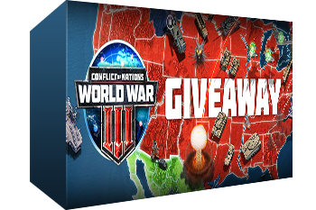 Conflict of Nations: Season 6 Key Giveaway ($15 Value)