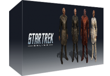 Star Trek Online Klingon Personnel Pack Key Giveaway