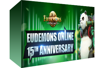 Eudemons Online 15th Anniversary Pack Key Giveaway