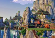 Genshin Impact Teapot Palace Glitch Fixed And I'm Sad
