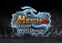 Meet Alastor, The Great White Dragon In Metin2's Latest Update