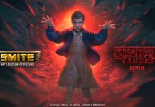 Stranger Things Is Coming To Smite... Because, Why Not?
