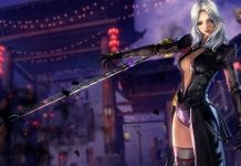 Become The Grim Reaper With Blade & Soul's New Warlock Specialization, Now Live
