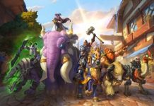 Explore Questlines And Wheel And Deal In United In Stormwind, Hearthstone's Next Expansion