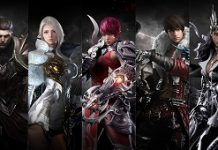 Lost Ark Reveals 14 Advanced Classes, Including Extra Detail For Warrior