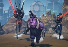 Flying Wild Hog And Jagex Partners Reveal Irreverent Sci-Fi Lootfest Space Punks
