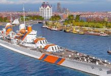 World Of Warships' Adds New Dutch Cruisers That Can Call In Airstrikes