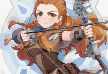 Horizon: Zero Dawn's Aloy Will Be Coming To Teyvat In Genshin Impact's First Collaboration