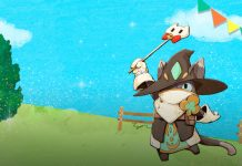 Turn Your Cat Into A Magician Or Yourself Into A Cat During Aion's Latest Events