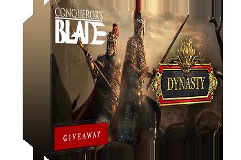 Conqueror's Blade Aswaran Hero Attire Pack Key Giveaway