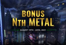 Get Busy Leveling Your DCUO Artifacts During The Bonus Nth Metal Week