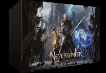 Neverwinter Adventurer's Support Pack Key & Prizes