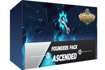 Skydome: Founders Pack Ascended Key Giveaway