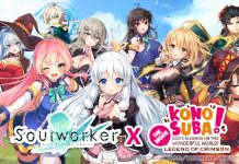 Soulworker Announces Konosuba Collaboration, And Yeah, We Shortened The Title For This Headline
