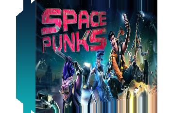Space Punks Beta Key Giveaway