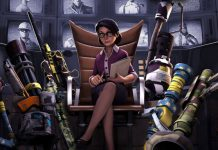 Modders Are Giving Team Fortress 2 A Facelift With The Engine Used For Half-Life: Alyx