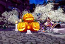 Aura Kingdom Celebrates Halloween With The Hauntings Of Azuria Update
