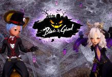 Prizes Abound In Blade & Soul's 2021 Halloween Event, Blade & Ghoul