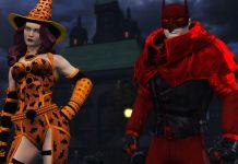 Race Around Arkham Asylum In A Bat Flaying Challenge In DCUO's Halloween Shenanigans