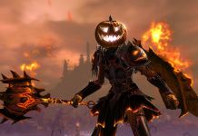 Mad King Thorn Returns In Guild Wars 2's Halloween Event