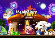 Celebrate All Things Maple During MapleStory Fest