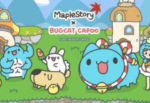 Bugcat Capoo Invades MapleStory In The Latest Crossover Event
