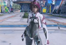 Your Wait Is Over, The Bouncer Has Arrived In Phantasy Star Online 2: New Genesis