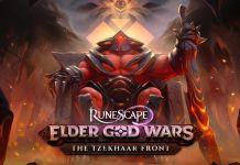 The Tzekhaar Front Opens Up In RuneScape's Elder God Wars