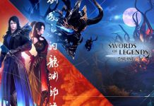 Tomorrow's Sword Of Legends Online Update Preps For Sunday's Unlock Of Extreme Raids