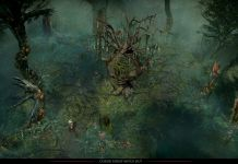 V Rising's Cursed Forest Is A Swampy Mess Inhabited By Witches