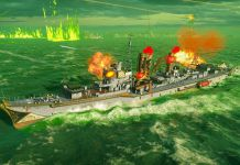 Halloween Arrives In PC And Console Versions World Of Warships