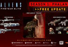 Season 1 Free Content Now Available In Aliens: Fireteam Elite, Including The Phalanx Class