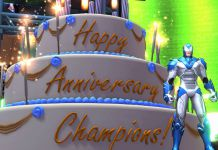 Champions Online Celebrates 12 Years In Action