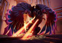 "New Dauntless Behemoth Is A ""Mechanized, Avian Monstrosity"" Phaelanx"