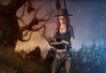 Dead By Daylight's New Witchy Character Comes With 90% Healing Boon