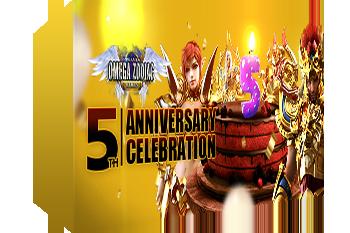 Omega Zodiac Gift Pack Key Giveaway