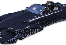 Get Your Regalia Mount In FFXIV Now As The FFXV Crossover Returns
