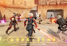 Here's A Look At Zynga's Squad-Based Arena Combat Star Wars Game