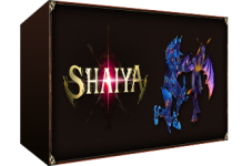 Shaiya The Void Pack Key Giveaway