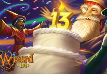 Wizard 101 Turns 13 And Wants To Give You Goodies To Celebrate!